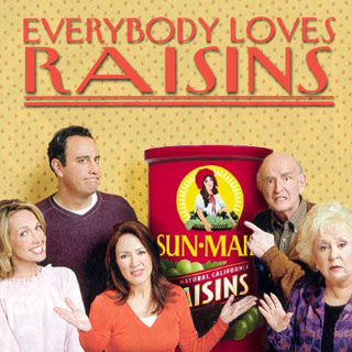 Everybody Loves Raisins
