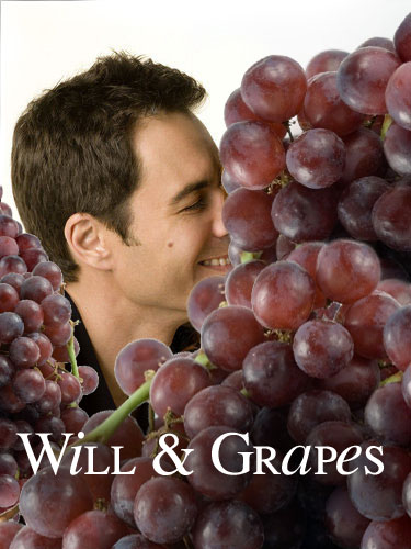 Will & Grapes