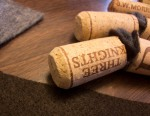 These beveled corks made the fingertips look nice