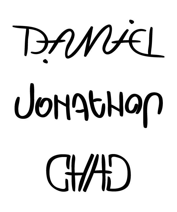 daniel jonathan chad