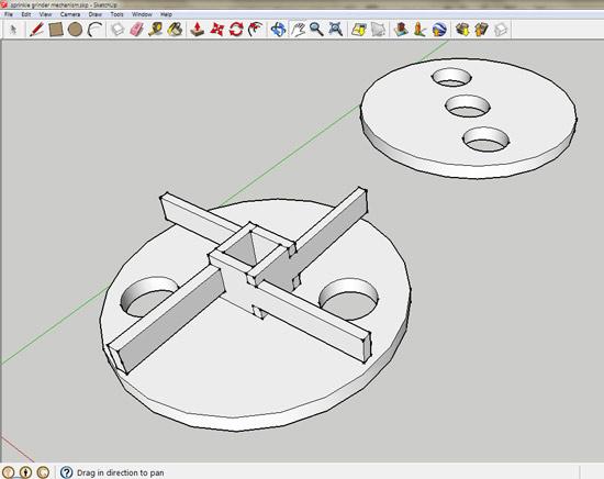sketchupmechanism