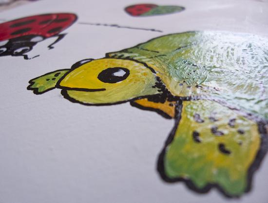 Ladybug Turtle-3