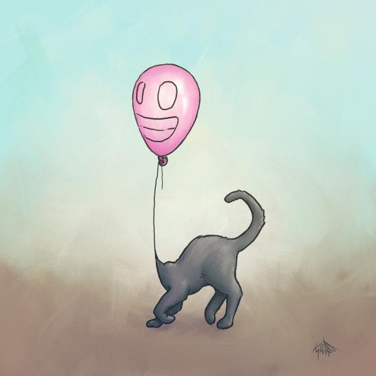 Catballoon